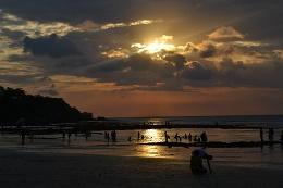 Jimbaran Beach, Bali, Indonesia FOTO: Axel Kjøsen