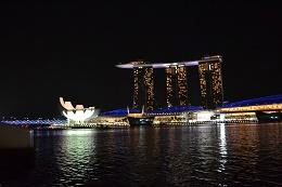 Marina Bay Sands Hotel, Singapore FOTO: Axel KJøsen